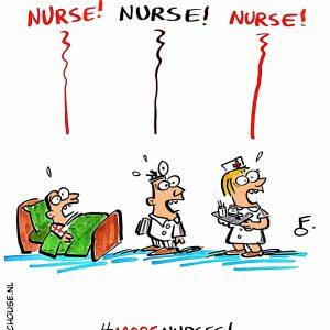 nurse!