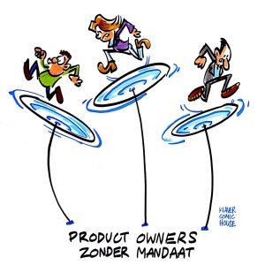 product owners without mandate